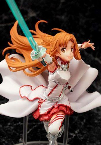 Sword Art Online The Movie Ordinal Scale Figura The Flash Asuna 20 cm