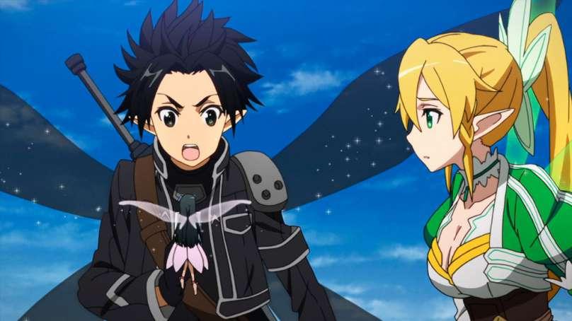 Descargar Sword Art Online Capitulo 22 1080p