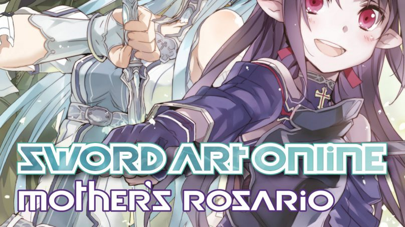 Sword Art Online nº 07 Mother's Rosario Novela