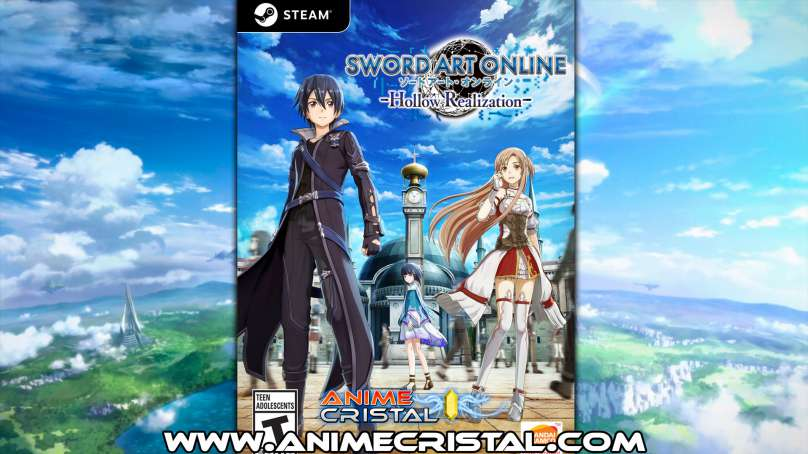 Sword Art Online Hollow Realization PC