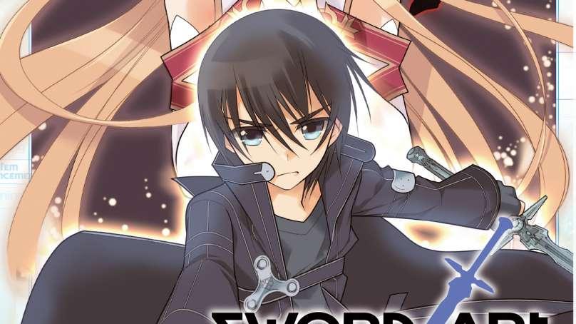 Sword Art Online Aincrad 2 Manga