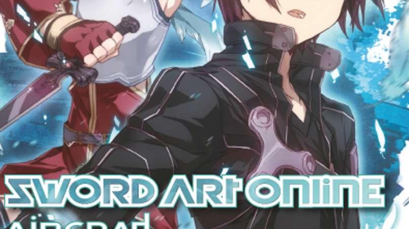 Sword Art Online Aincrad 2 Novela