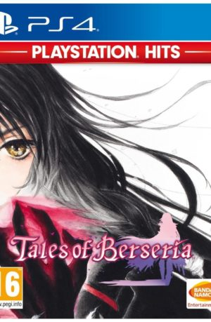 Tales Of Berseria Hits PS4