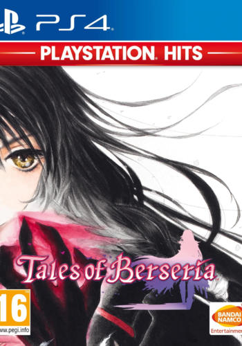 Tales Of Berseria Hits PS4