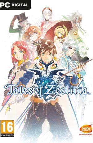 Tales of Zestiria PC Descargar