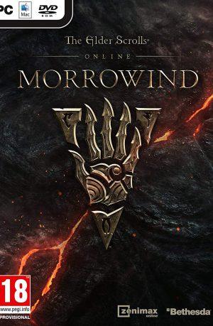 The Elder Scrolls Online Morrowind PC Portada