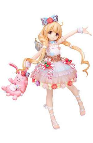 The Idolmaster Cinderella Girls Figura Anzu Futaba Lazy Fairy Version 01
