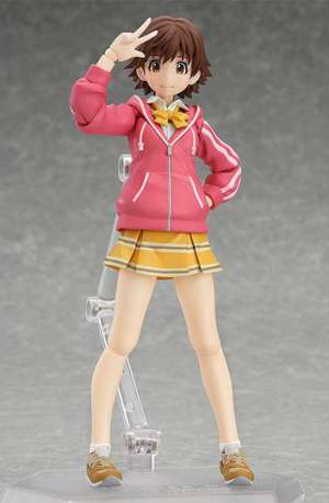 The Idolmaster Cinderella Girls Figura Figma Mio Honda Cinderella Project Version 01