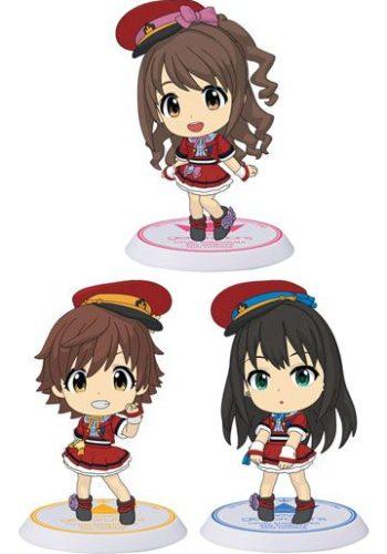 The Idolmaster Cinderella Girls Figuras ChiBi Surtido Evo Revo Generation 01