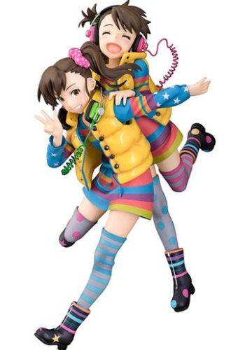 The Idolmaster Figura Ami Mami Futami 01