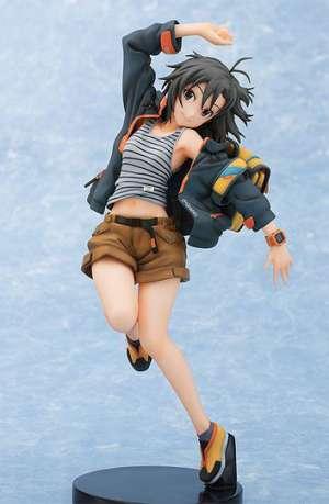 The Idolmaster Figura Makoto Kikuchi 01