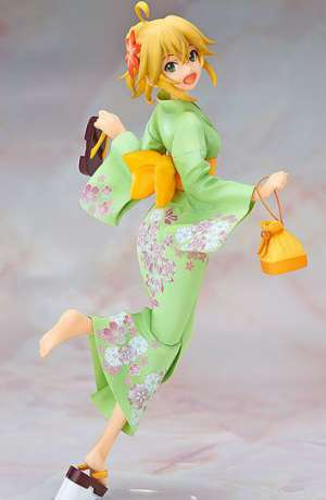 The Idolmaster Figura Miki Hoshii Yukata Version 01