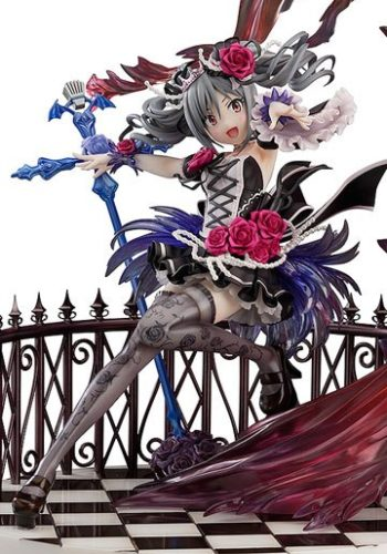The Idolmaster Figura Ranko Kanzaki Anniversary Princess Mad Banquet Version 01