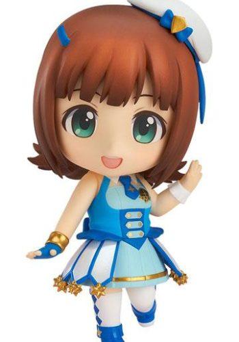 The Idolmaster Platinum Stars Minifigura Nendoroid Co-de Haruka Amami Twinkle 01