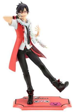 The Idolmaster SideM Figura ARTFX J Shiki Iseya 01