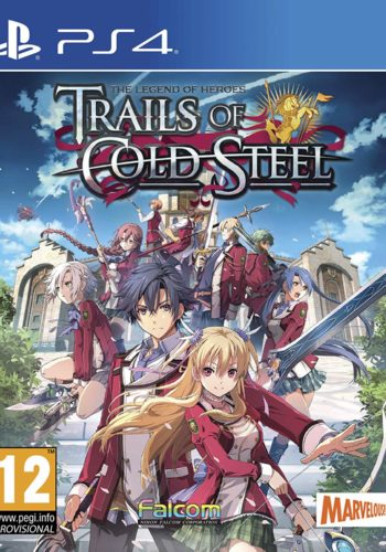 The Legend Of Heroes Trails Of Cold Steel PS4