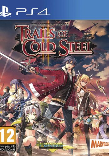 The Legend Of Heroes Trails Of Cold Steel 2 PS4
