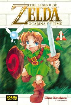 The Legend Of Zelda 1 Ocarina Of Time