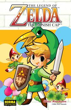 The Legend Of Zelda 5 The Minish Cap