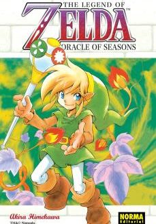 The Legend Of Zelda 6 Oracle Of Seasons