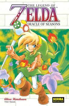 The Legend Of Zelda 6 Oracle Of Seasons