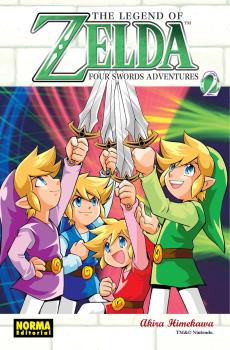 The Legend Of Zelda 9 Four Swords Adventures