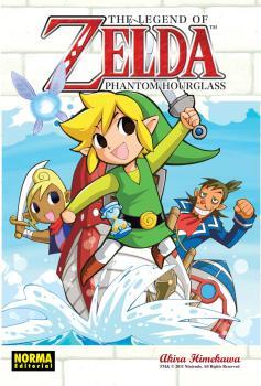 The Legend Of Zelda 10 Four Phantom Hourglass