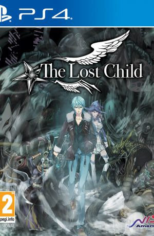 The Lost Child PS4 Portada