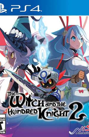 The Witch and The Hundred Knight 2 PS4 Portada