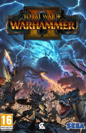 Total war Warhammer 2 PC Portada