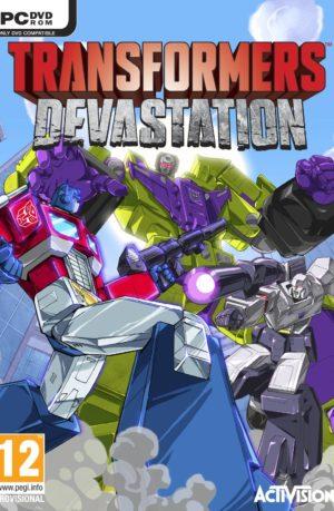 Transformers Devastation PC Descargar