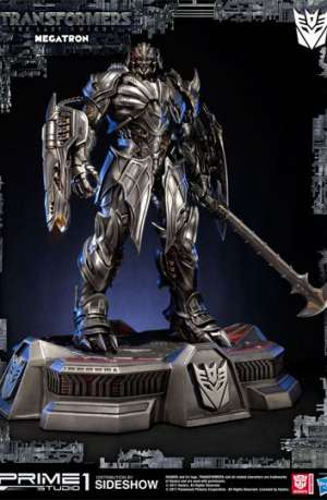 Transformers El Ultimo Caballero Figura Megatron 76 cm 01