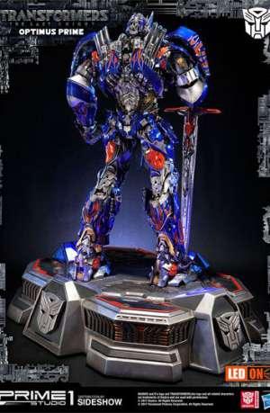 Transformers El Ultimo caballero Figura Optimus Prime 89 cm 01