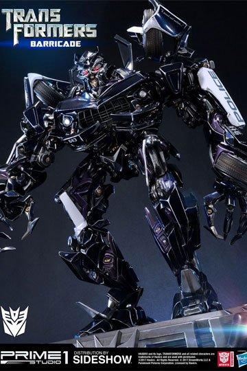 Transformers Figura Barricade 76 cm 01
