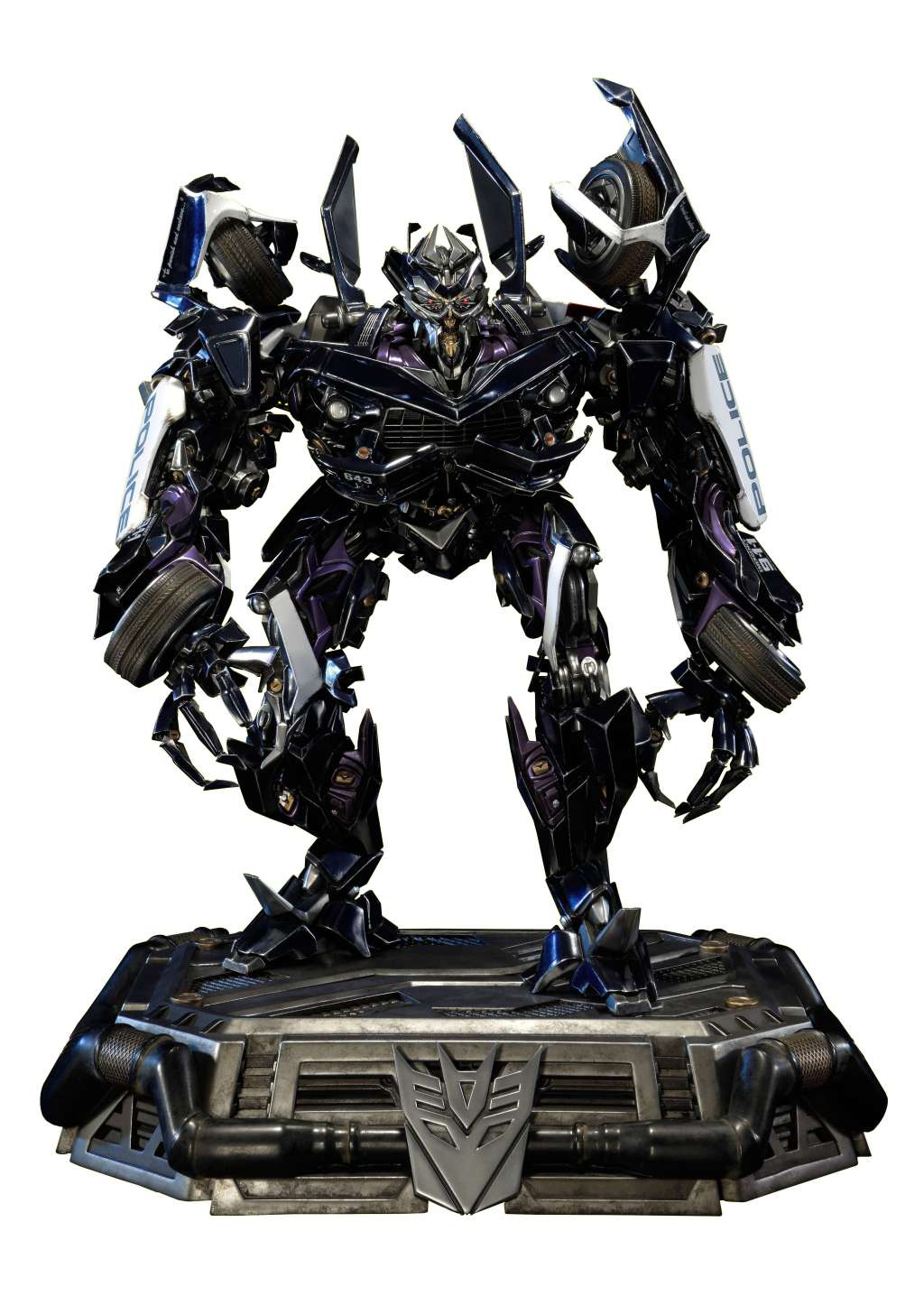 Transformers Figura Barricade 76 cm 02