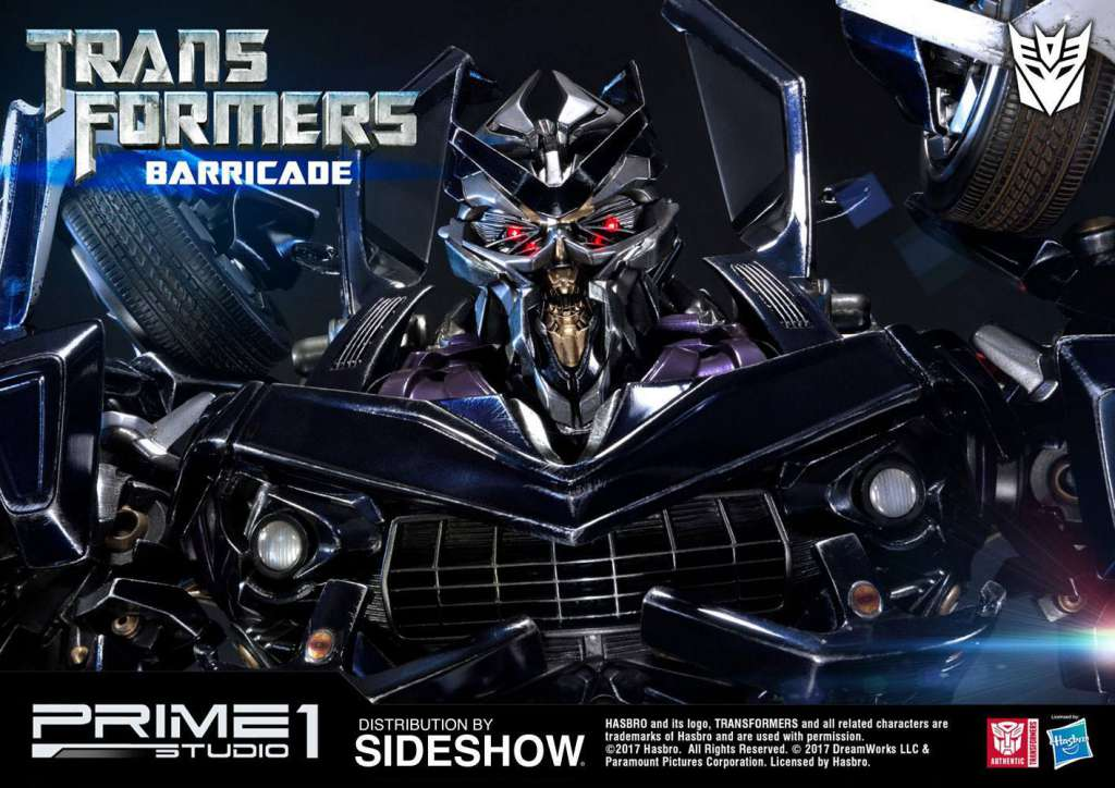 Transformers Figura Barricade 76 cm 03