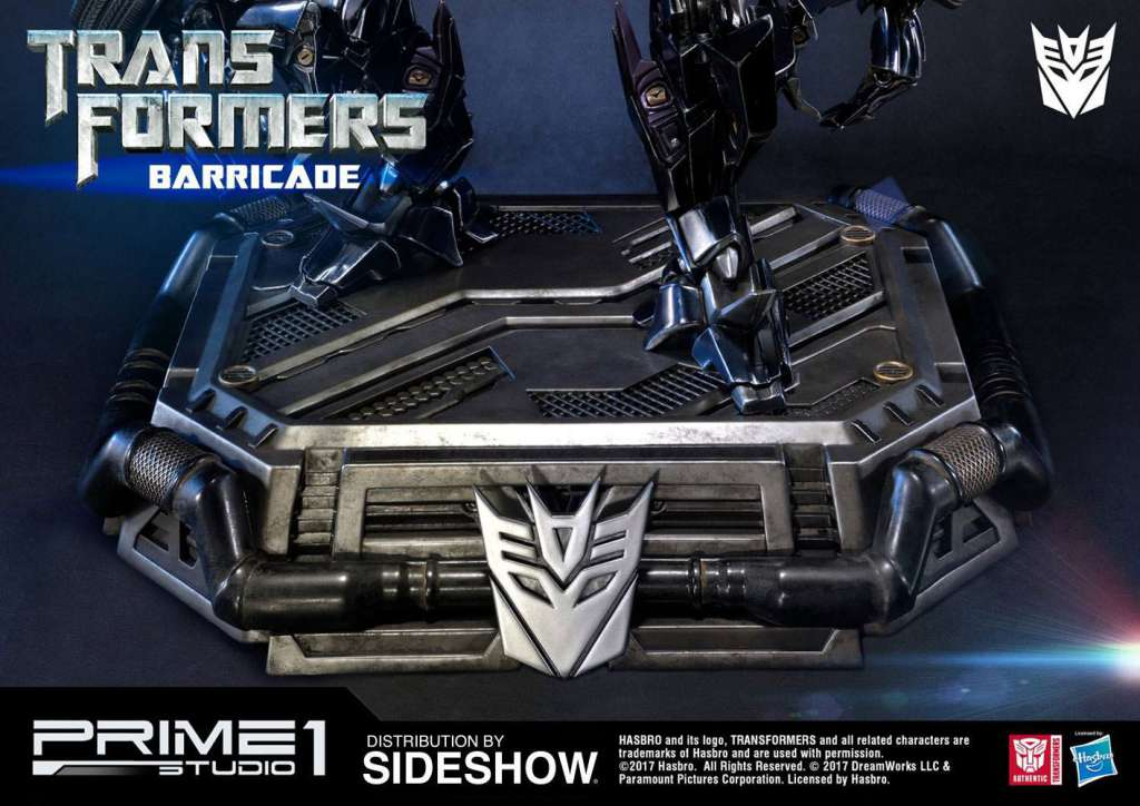 Transformers Figura Barricade 76 cm 05