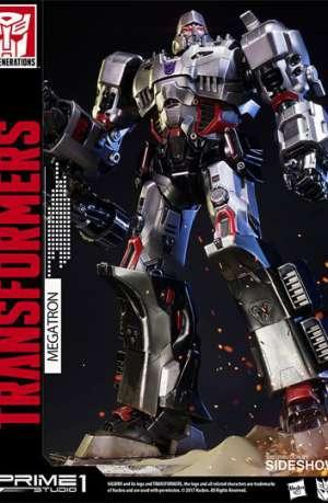 Transformers Generation 1 Figura Megatron 59 cm 01