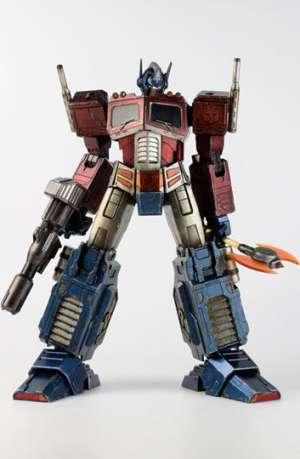 Transformers Generation 1 Figura Optimus Prime Classic Edition 41 cm 01
