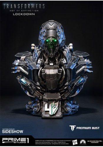 Transformers La era de la extinción Busto Lockdown 21 cm 01