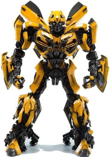 Transformers The Last Knight Figura 16 Bumblebee 38 cm 01