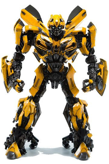 Transformers The Last Knight Figura 16 Bumblebee 38 cm 01
