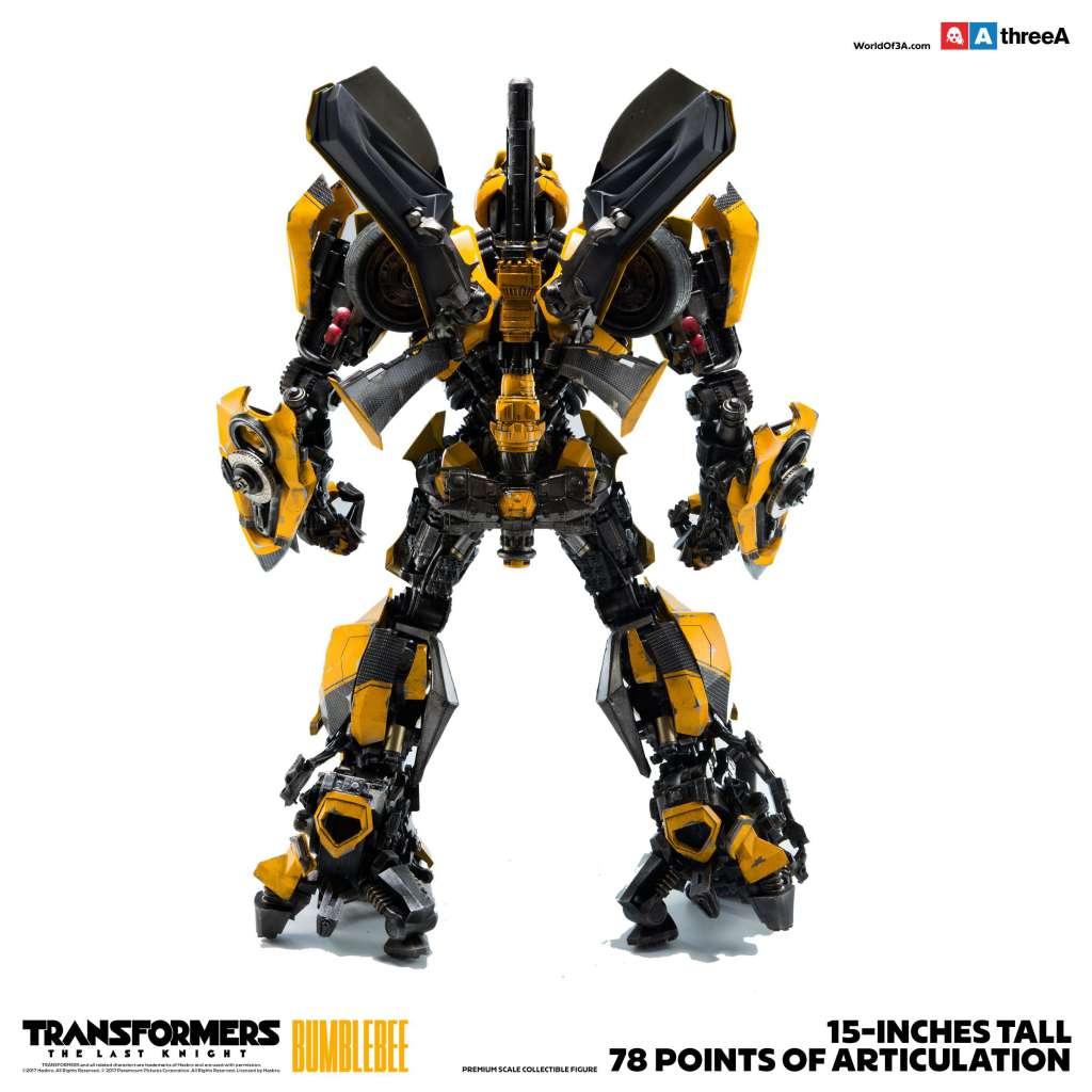 Transformers The Last Knight Figura 16 Bumblebee 38 cm 03