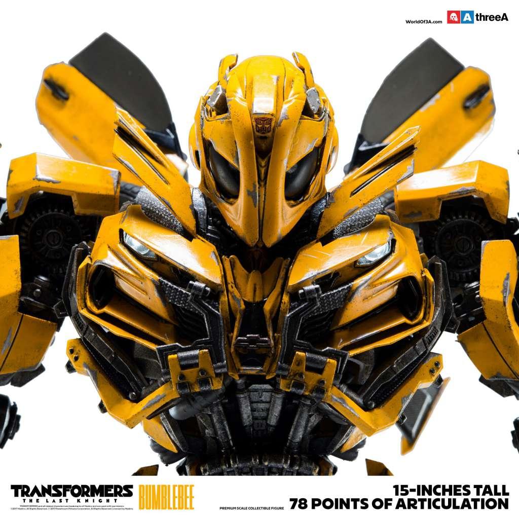 Transformers The Last Knight Figura 16 Bumblebee 38 cm 04
