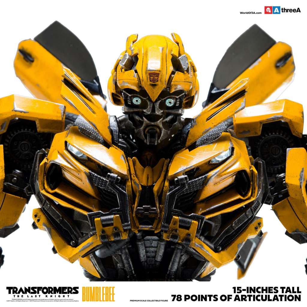 Transformers The Last Knight Figura 16 Bumblebee 38 cm 05