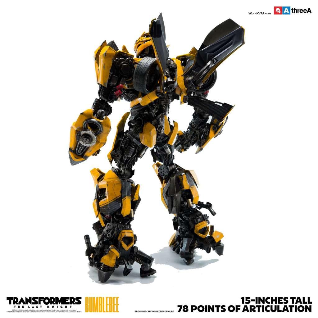 Transformers The Last Knight Figura 16 Bumblebee 38 cm 07