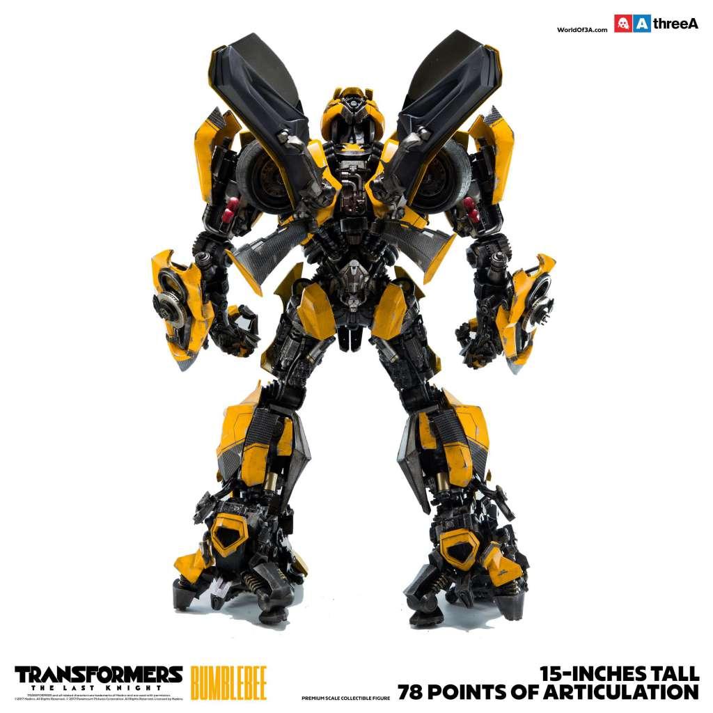 Transformers The Last Knight Figura 16 Bumblebee 38 cm 08