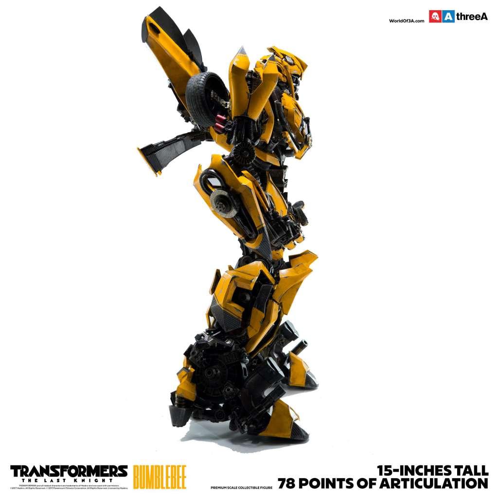Transformers The Last Knight Figura 16 Bumblebee 38 cm 09