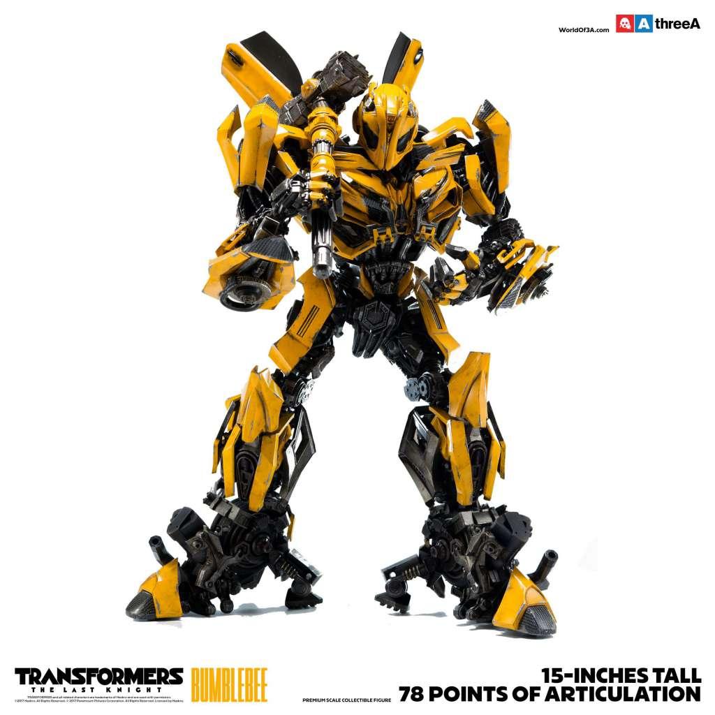 Transformers The Last Knight Figura 16 Bumblebee 38 cm 10