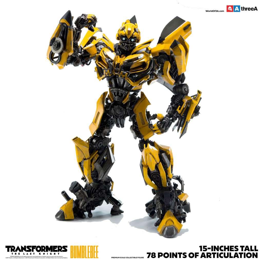 Transformers The Last Knight Figura 16 Bumblebee 38 cm 11